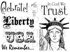 tt ch 44 Liberty Lady Mini
