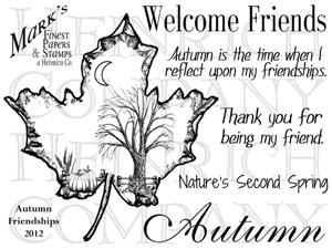 TT ch 60 Autumn Friendships Mini