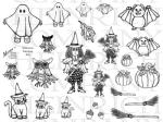 TT ch 64 Halloween Selections