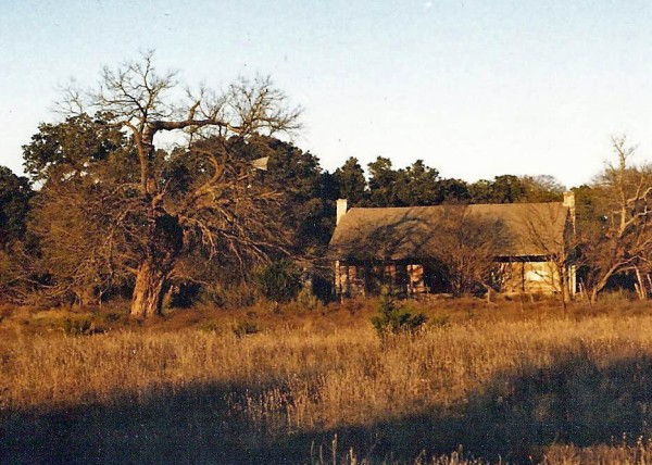 2004 ish Smith Log House Flat, TX Coryell,Co crp sm