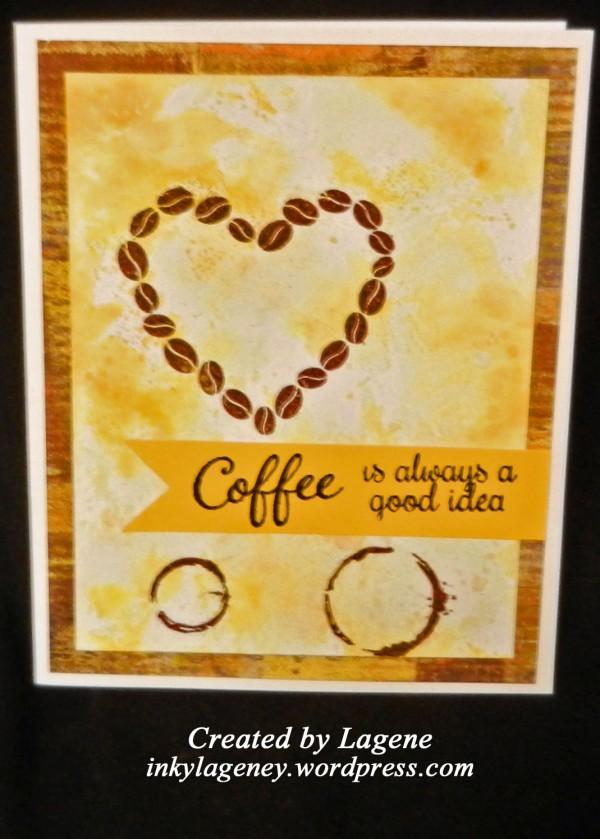 (2018 c56) Coffee is a good idea