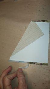 FFFolio diagonal pocket